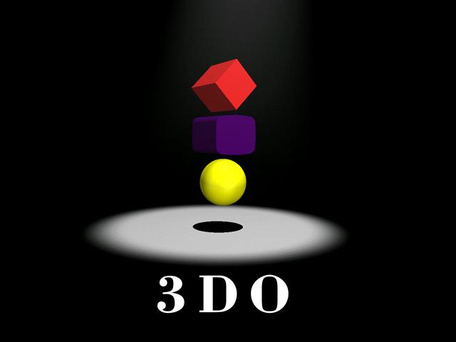 3DOのロゴ