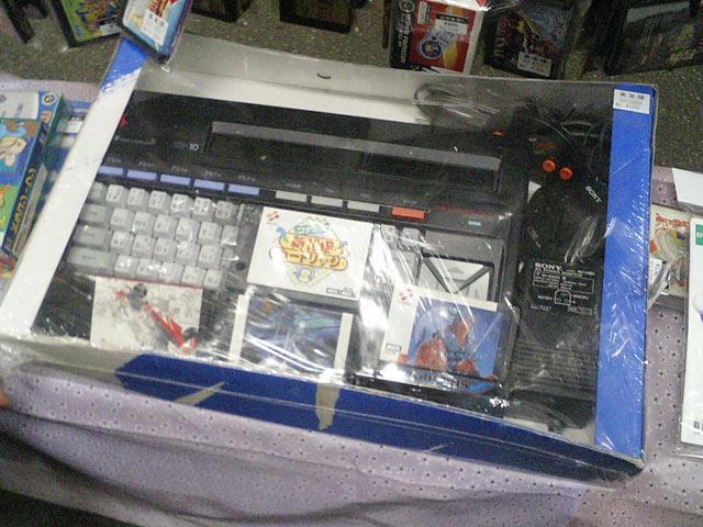 MSXセット